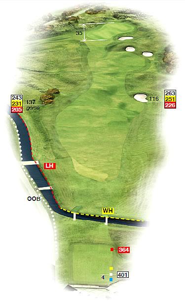 Championship Course Carnoustie Golf Links