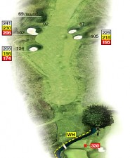 Hole 11 John Philip Plan