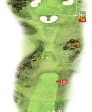 Hole 13 Whins Plan
