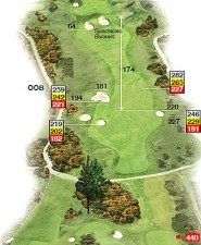 Hole 14 Spectacles Plan