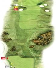 Hole 16 Barry Burn Plan
