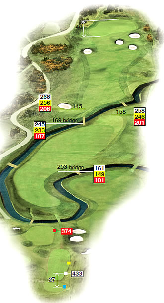 championship course