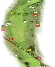 Hole 5 Brae Plan