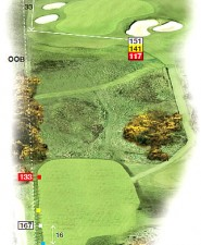 Hole 8 Short Plan